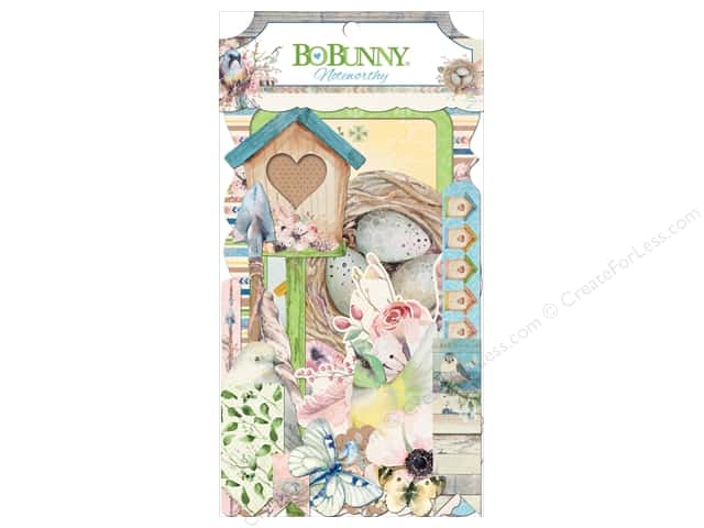 Bo Bunny Collection Serendipity Noteworthy