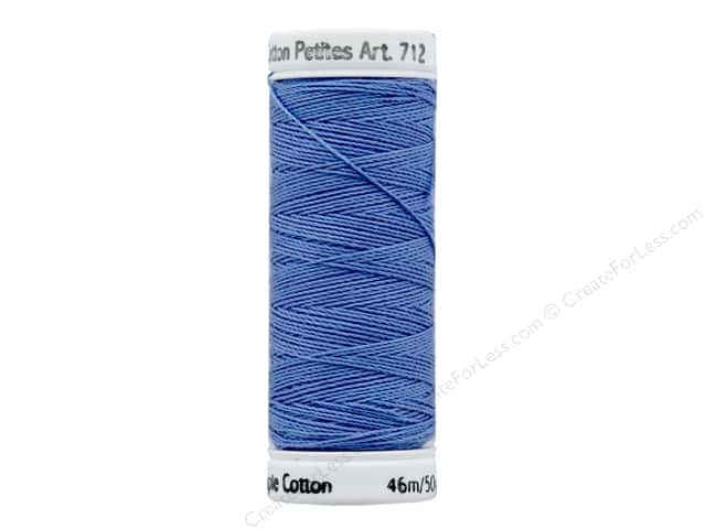 Sulky Cotton Thread Petites 12 wt 50 yd Dusty Navy