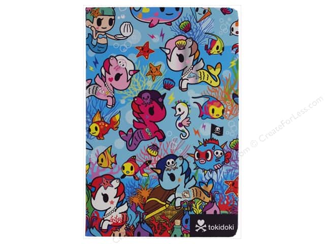 Sterling Tokidoki Undersea Flexi Journal Book