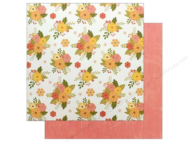 Jillibean Soup Collection Farmhouse Stew Paper 12 in. x 12 in. Gimme Some Sugar (25 pieces)