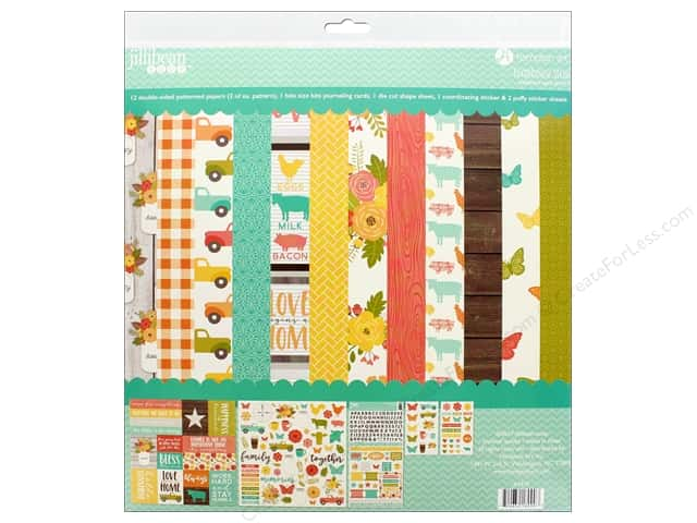 Jillibean Soup Collection Farmhouse Stew Collection Pack