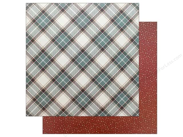 Photo Play Collection Winter Meadow Paper 12 in. x 12 in. Winter Warmth (25 pieces)