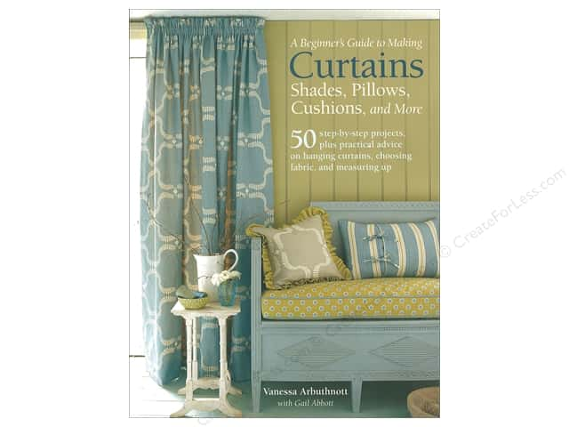 Cico Beginner's Guide to Making Curtains, Shades, Pillows, Cushions and More Book