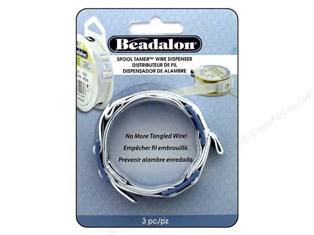 Beadalon Spool Tamer Wire Dispenser