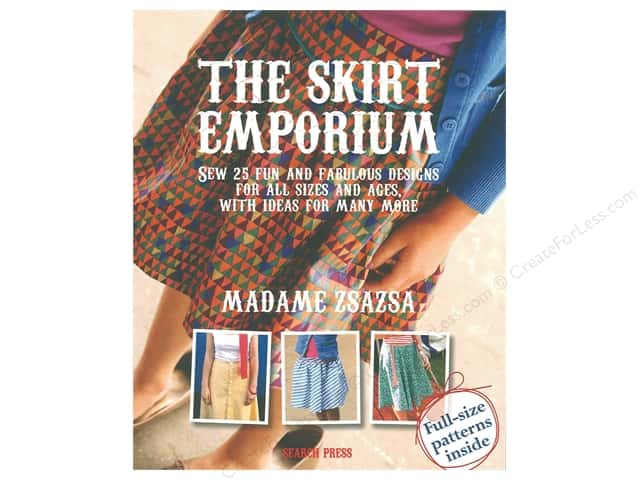 Search Press The Skirt Emporium Book