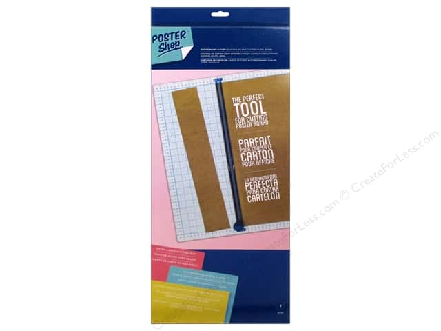 American Crafts Poster Shop Poster Board Cutter