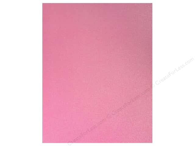 American Crafts Poster Shop Poster Board 22 in. x 28 in. Glitter Pink