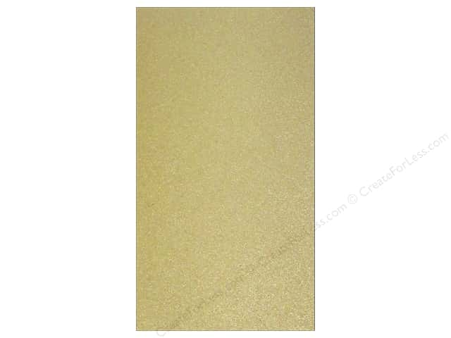 American Crafts Poster Shop 10 1/2 x 19 in. Poster Board Glitter Gold