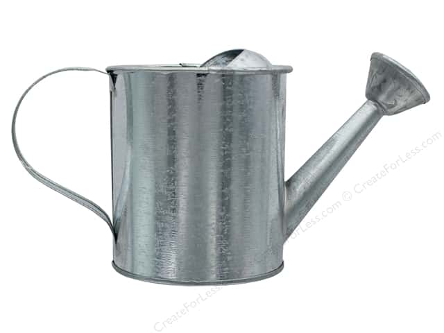 Darice Watering Can 3.5 in. x 7.5 in.