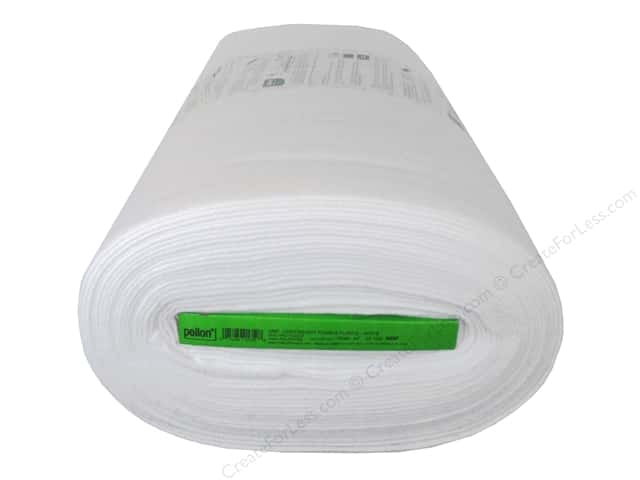 Pellon Fleece Fusible Lightweight 45 in. x 20 yd White (20 yards)
