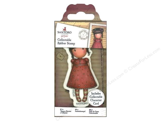 Docrafts Santoro Gorjuss Stamp No 54 Sweetheart
