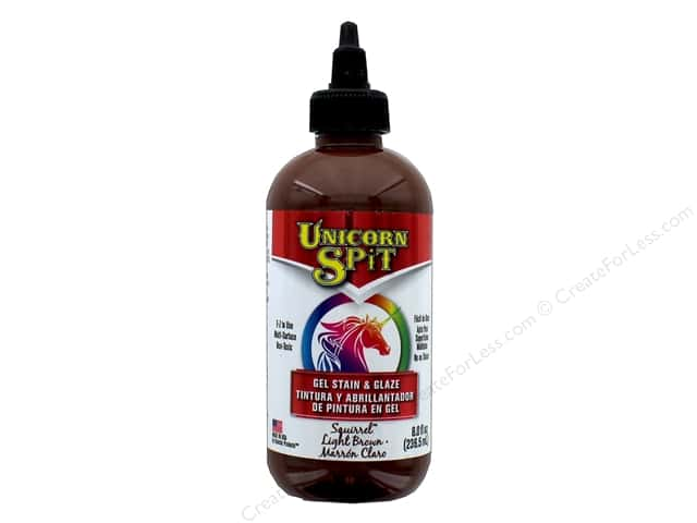Eclectic Unicorn Spit Gel Stain 8 oz Squirrel