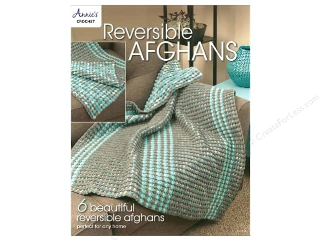 Annie's Reversible Afghans Book