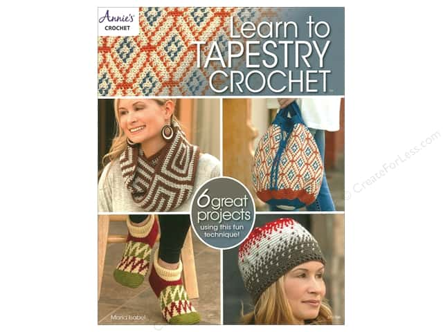 Annie's Learn to Tapestry Crochet Book