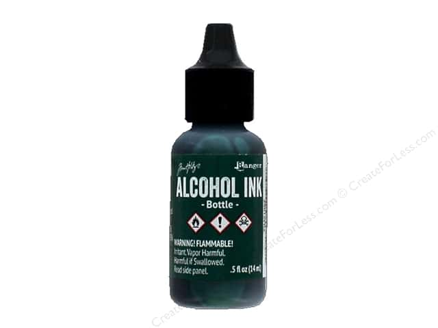 Tim Holtz Alcohol Ink by Ranger .5 oz. Bottle