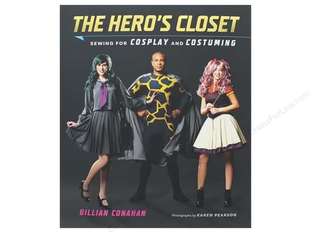 Abrams The Hero's Closet Book