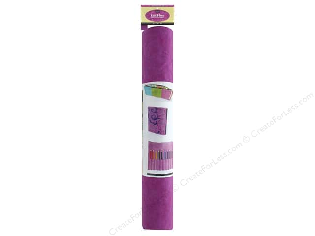 C&T Publishing Kraft Tex Paper Fabric 18.5 in. x 28.5 in. Roll Radiant Orchid