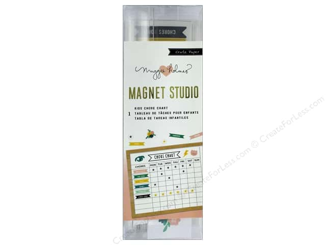 Crate Paper Maggie Holmes Magnet Studio Magnet Chore Chart