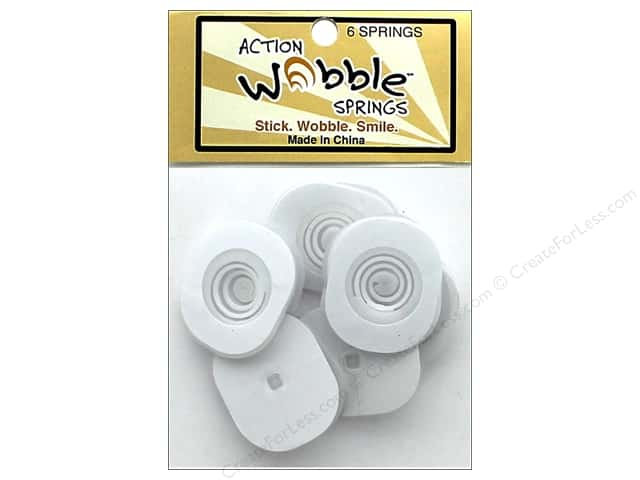 Hampton Art Action Wobbles 6 pc