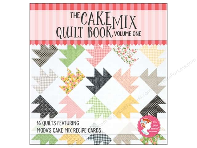 It's Sew Emma The Cake Mix Quilt Volume One Book