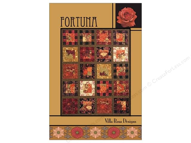 Villa Rosa Designs Fortuna Pattern