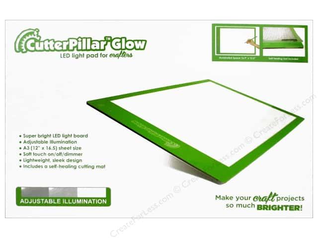 CutterPillar Glow Basic LED Light Pad