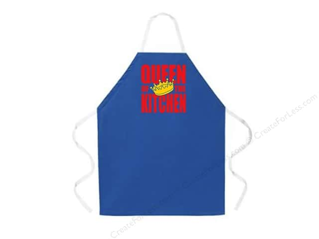 Attitude Aprons 27 in. x 34 in.  Queen Of The Kitchen
