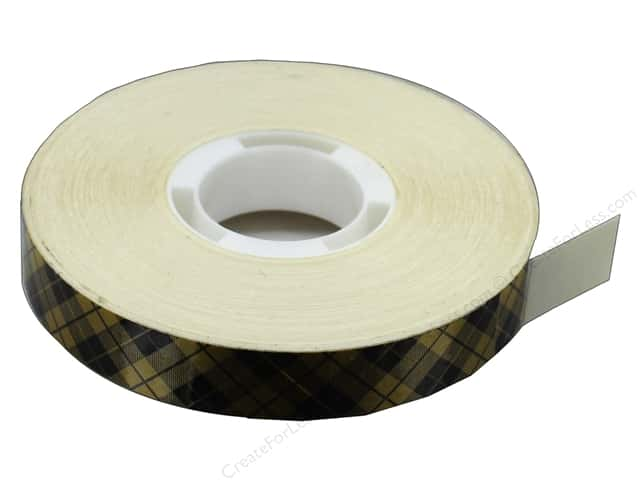 Scotch Tape ATG 908 Acid Free Gold 1/2 in. x36 yd Bulk (12 pieces)