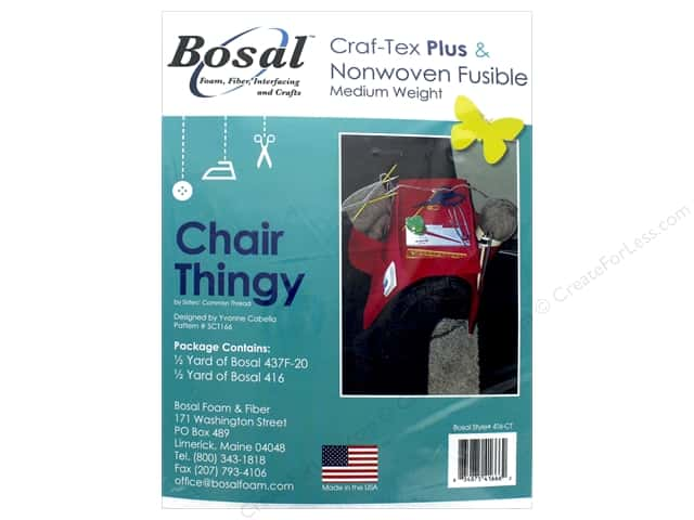 Bosal Craf Tex Plus Chair Thingy 2 pc