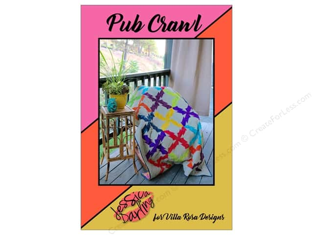 Villa Rosa Designs Jessica Darling Pub Crawl Pattern