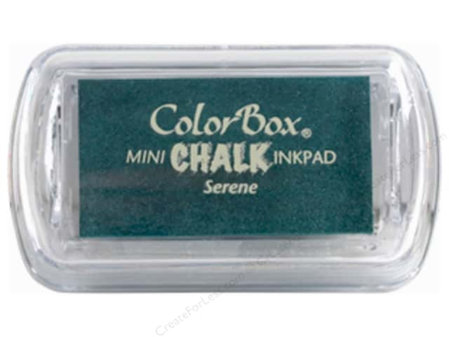 ColorBox Fluid Chalk Ink Pad Mini Serene