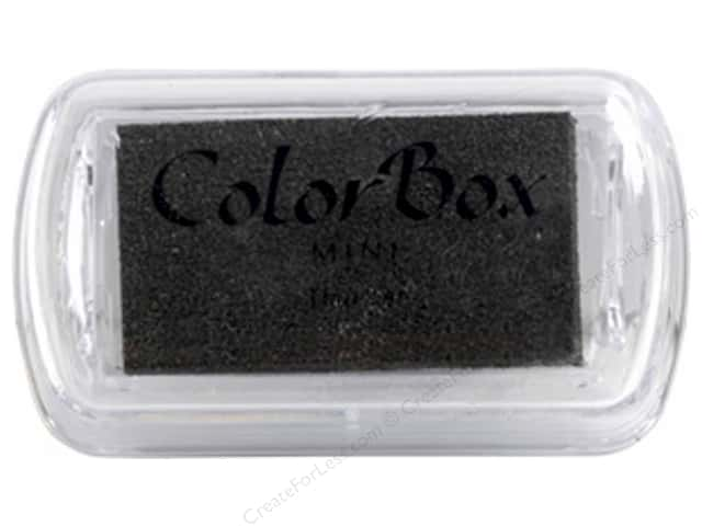 ColorBox Pigment Ink Pad Mini Thunder