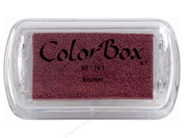 ColorBox Pigment Ink Pad Mini Kismet
