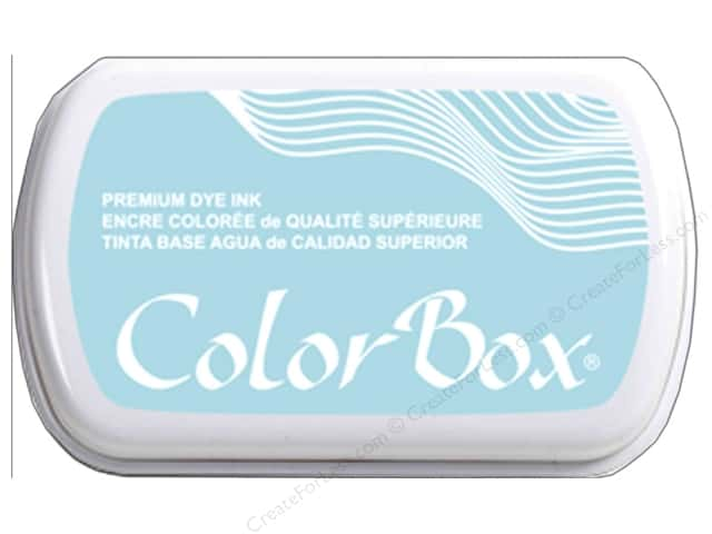ColorBox Premium Dye Ink Pad Full Size Atmosphere