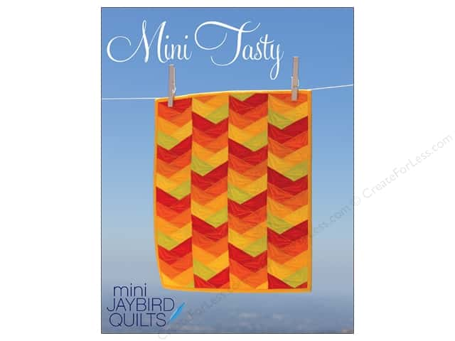 Jaybird Quilts Mini Tasty Pattern