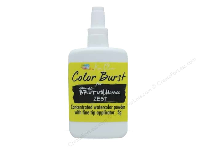 Contact Crafts Ken Oliver Color Burst Brutus/Monroe Zest