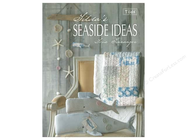 David & Charles Tilda's Seaside Ideas Book