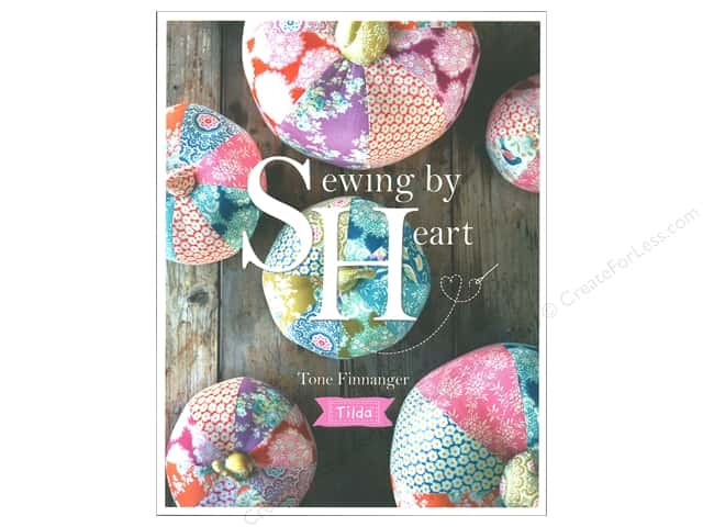 Sewandso by F & W Publishing Tilda Sewing by Heart Book
