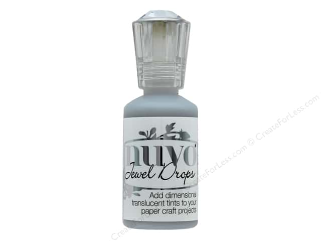 Nuvo Jewel Drops 1 oz. Grey Mist