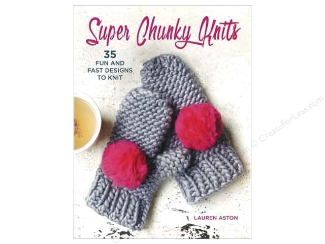 Cico Super Chunky Knits Book