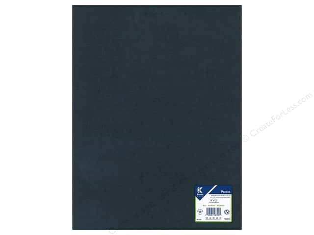 Kunin Presto Felt 9 in. x 12 in. Package Navy