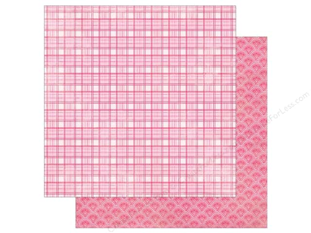 Authentique Lovestruck Paper  12 in. x 12 in.  Three (25 pieces)