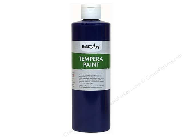 Handy Art Tempra Paint 8 oz Violet