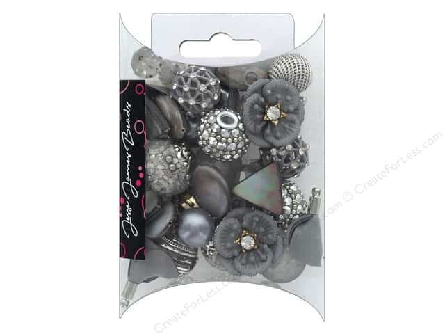 Jesse James Bead Inspirations Neutral Gray