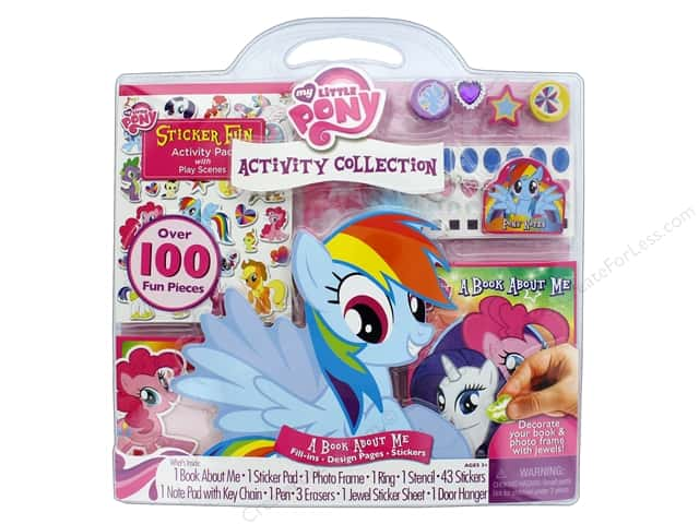 Bendon Activity Collection 100 pc My Little Pony