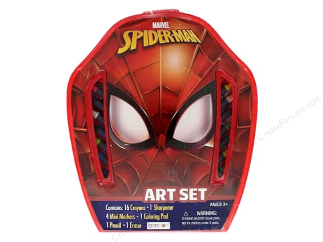 Bendon Character Art Case Small Spider-Man