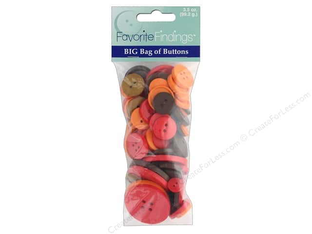 Blumenthal Button Big Bag 3.5 oz Autumn
