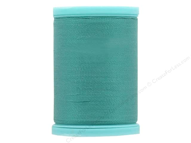 Coats & Clark Eloflex Stretchable Thread Ming Teal 225 yd
