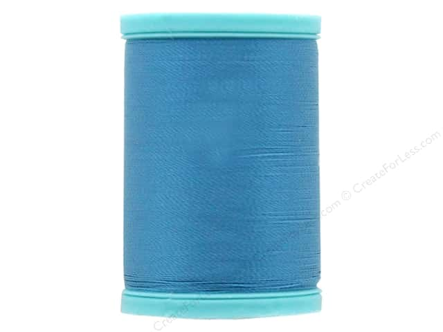 Coats & Clark Eloflex Stretchable Thread Rocket Blue 225 yd