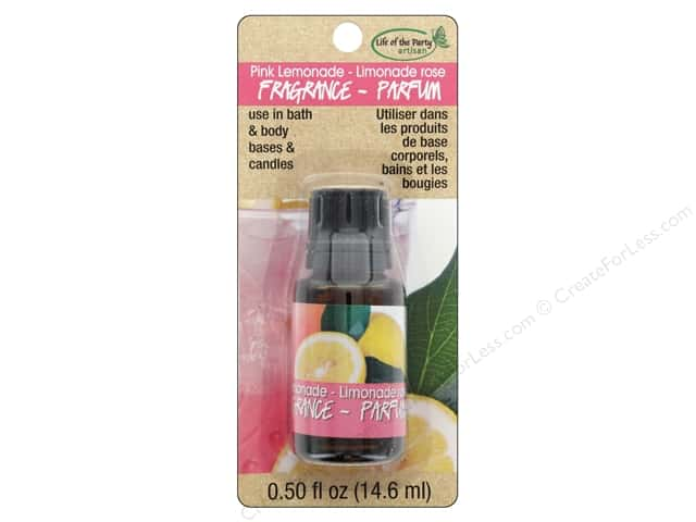 Life Of The Party Soap Fragrance .5 oz Pink Lemonade